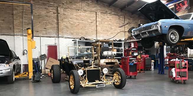 car repairs sydney